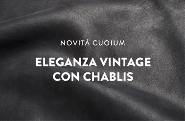 Eleganza vintage con Chablis