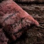 Cuscini in pelliccia