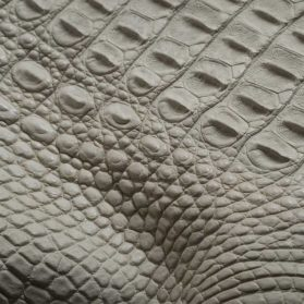 Alligatore vero - Pelli esotiche